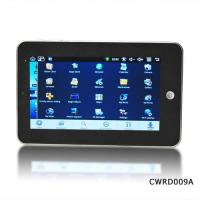 7 Inch Touch Screen Google Android 1.9 .88 Tablet PC with Camera Youtube (WIFI and Ethernet 3G ) Manufactures