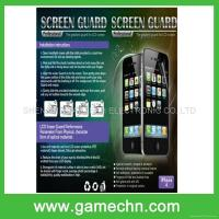 Cheap Brand New Mirror Screen Protector For iphone 4G 4GS cell phone case 2pcs lot wit for sale