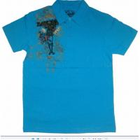 Men's T shirt Product Name:F-men-034 Manufactures