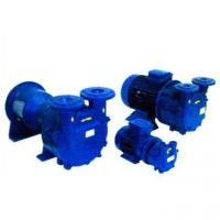 China LEX/MEX Small Capacity Liquid Ring Vacuum Pump and Compressor on sale
