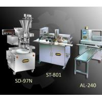 AL-240 ST-801 SD-97N Automatic Mammoul And Moon Cake Production Line Manufactures