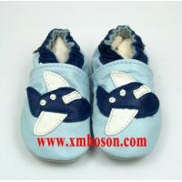 YS2010 Baby Shoes - Airplane Manufactures