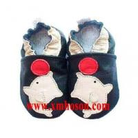 YS2002-1 Baby Leather Shoes Manufactures
