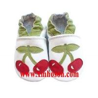 YS2007-1 Baby Leather Shoes - Cherry Manufactures