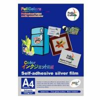 FullColors PHOTO PAPER 100gsm Self-adhesive silver film Manufactures
