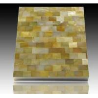 Shell and Gemstone Tile ATS-0006