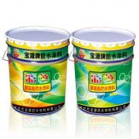 Colored polyurethane waterproof coating Manufactures