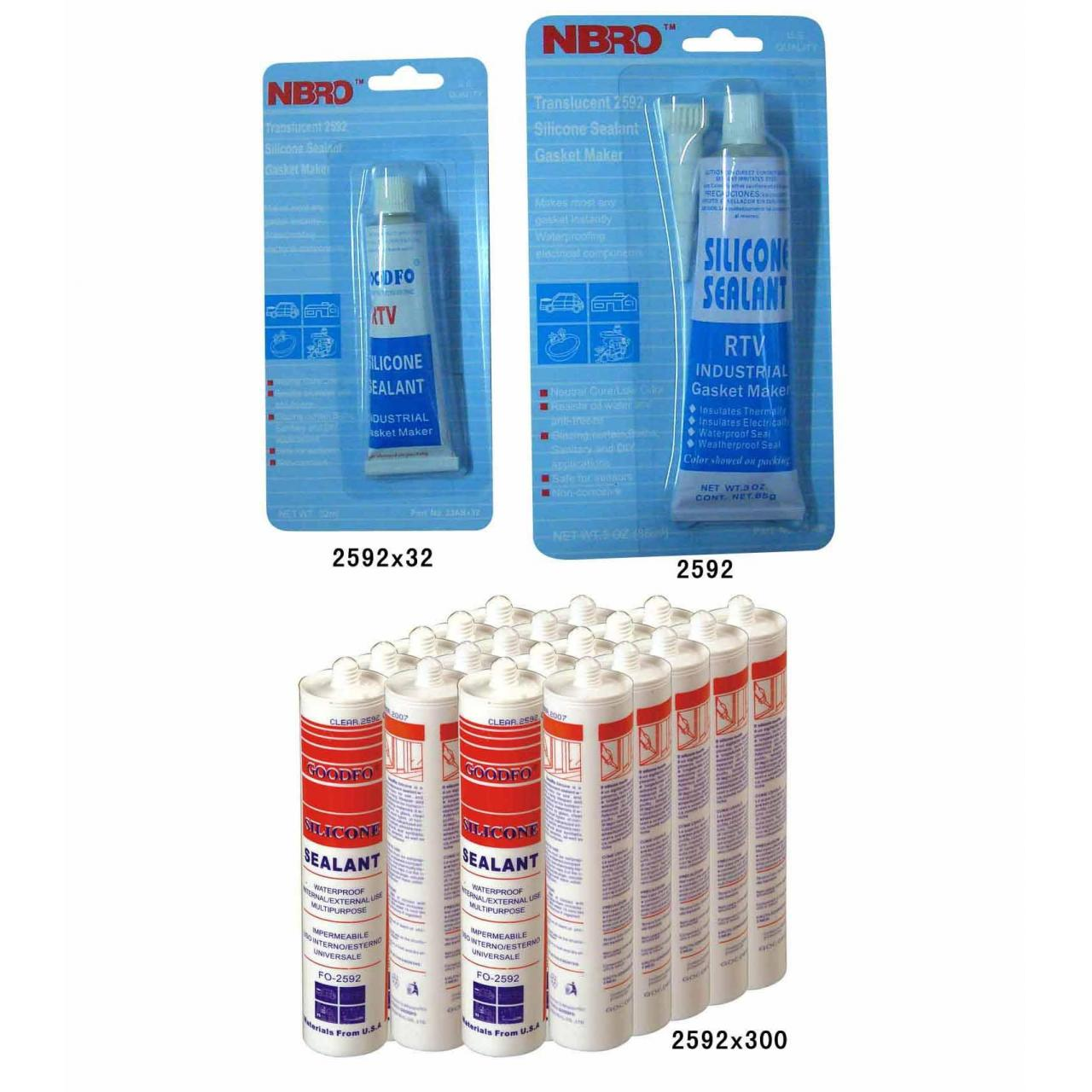 Neutral RTV Silicone Sealant Manufactures