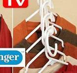 Item  Wonder Hanger - Instantly triple your closet space