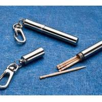 Store Stainless Key Chain Toothpick Case Manufactures