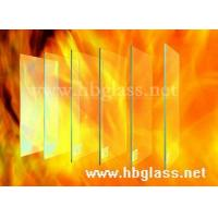 Products:Single-layer Fire Resistant Glass(BS476 Part22:1987) Manufactures