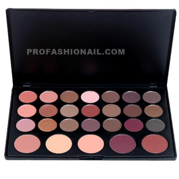 Quality 26 Piece Eye Shadow Neutral Palette for sale