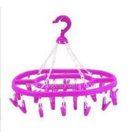 20pegs ellipse clothes hanger GY-302