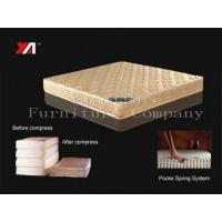 China China Pocket Spring Mattress Compressible YM8203 on sale