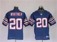 Wholesale-20 Donte Whitner baby blue Reebok Authentic Jerseys Manufactures