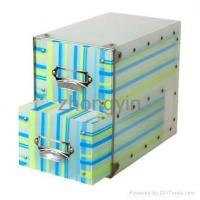 Tie storage boxes Manufactures