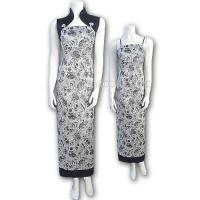 Chinese Brocade Ankle Length Dress with Matching Top,Chinese Dresses,Chinese Clothing Manufactures