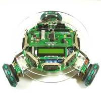 Fire Bird V ATMEGA2560 Omnidirectional Robotic Research Platform Manufactures