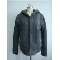 Man Hoodie Sweater Jacket Coat For Winter RZ-DY-02