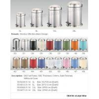 Bathroom Accessories Garbage Box/Laundry Bin/Toilet Brush PALLET Packing Manufactures