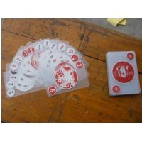 Plastic playing card Name:clear PVC card | Product Type:002 | Standard:Content: hits:49 | Post Date:2008-6-10 11:08:57 Buy Manufactures