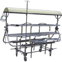 > Products > Hospital bed > HY142 stainless steel burnt patient bed Ⅰ Manufactures