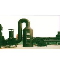 Waste gas treatment tower View