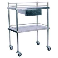 Orthopedics traction bed Medical carriage SKH001 Stainless Steel Treatment Trolley Manufactures