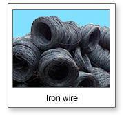 Iron wire Manufactures