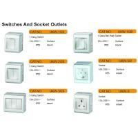 MCB And RCD Series Switches And Socket Outlets Manufactures