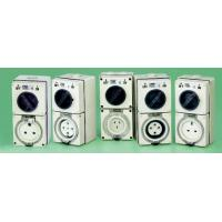 MCB And RCD Series Combination Switched Sockets Manufactures