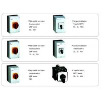MCB And RCD Series Cam Switch LMT Load Isolation Switch LMP Manufactures