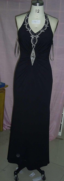 Quality Evening Dress C142 for sale