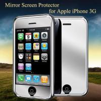Cheap LCD MIRROR Screen Protector for iPhone 3G/3Gs for sale