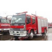 Fire fighting truck FVR34J2 Manufactures