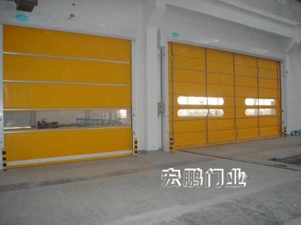 Quality Roll up speed door for sale