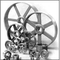 UNI PULLEYS Fullstocking range of Taper- Bushing Dual-Duty V-pulleys Manufactures