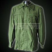 Cheap SURPLUS GERMAN BGS JACKET IN OLIVE for sale