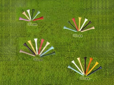 Quality Chemicals Arts&Crafts>>Golf Tees>>DTE001 for sale