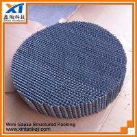 China Wire Gauze Structured Packing on sale