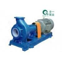 IHF type fluorine plastic centrifugal pump Manufactures