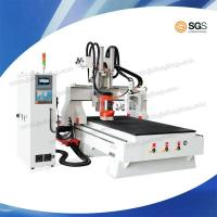 Auto Tool Changer Woodwofking CNC Center with Hsd Drill and Saw Manufactures