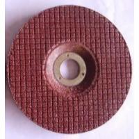 Red Flexible Abrasive Wheel Manufactures