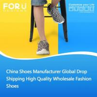 China China Shoes Manufacturer Global Drop Shipping High Quality Wholesale Fashion Shoes on sale