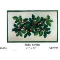 Stretcher Frames (9823d-1) Holly Berries Manufactures