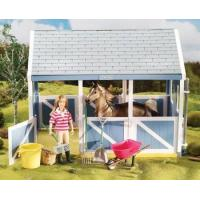 Breyer Horses Classics Size Horse Stable Cleaning Play Set Manufactures