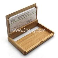 Bamboo Card Holder With Chinese Characteristics Business Card Holder