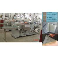 Cheap Paraffin gauze dressing making and packing machine / vaseline gauze pad machine for sale