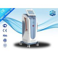 Diode Laser Alexander 755nm 810nm ND YAG 1064nm 3 In 1 For Hair Removal On All Color Manufactures