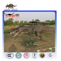 Life Like Animatronic Dinosaur Battle For Attraction Manufactures